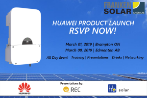 Huawei Launch 2019 RSVP NOW