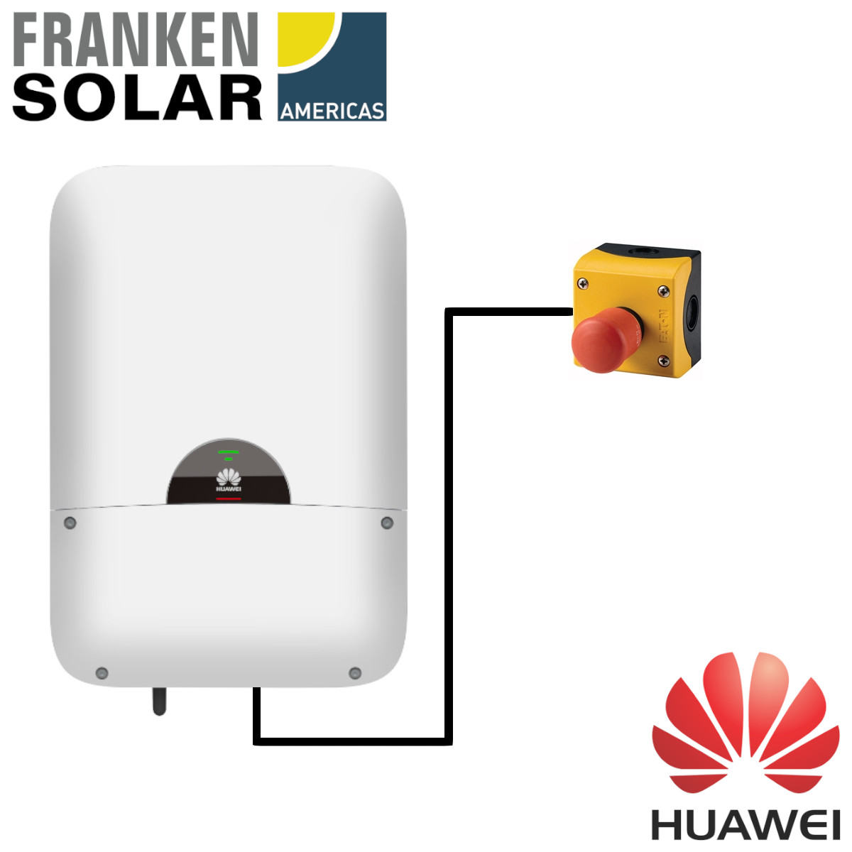 Huawei – Rapid Shutdown Button