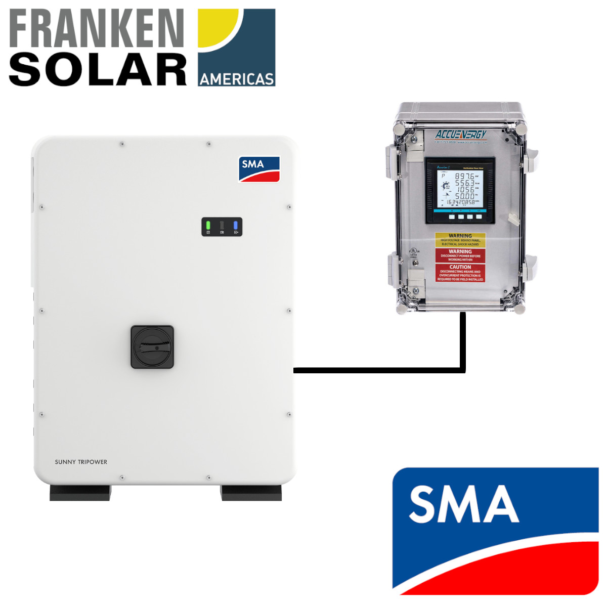 SMA – SmartMeter Zero-Feed-In